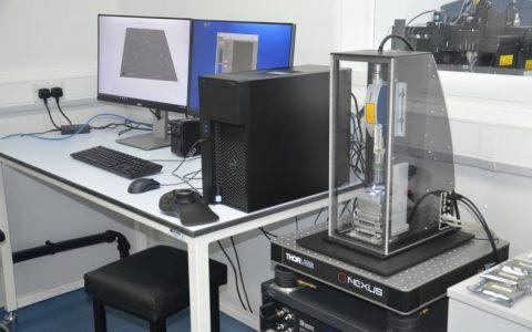 BND Nano Dynamic Scanner